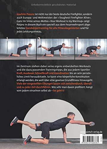 Buch Feuerwehr Fitness