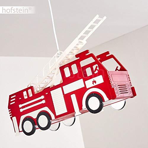 Feuerwehr Auto Hängeleuchte für Kinderzimmer 5