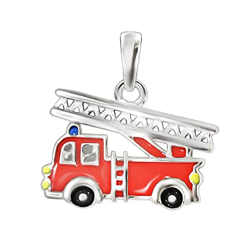 Anhänger Feuerwehrauto