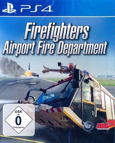 Airport Feuerwehr - Die Simulation für PS4