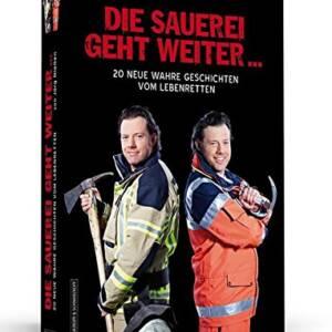 Buch Feuerwehr Rettung