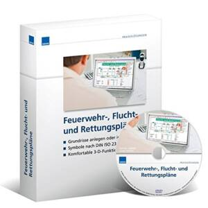 Flucht Rettungs Weg Software