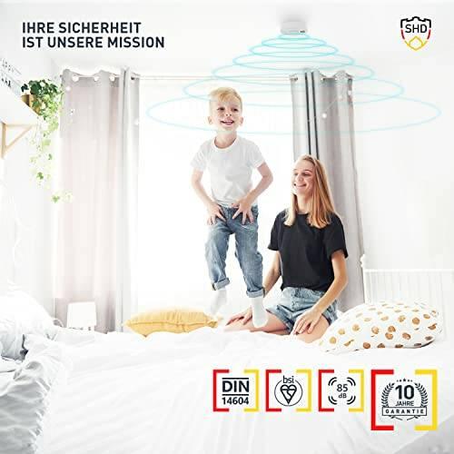 Feuerwehrmann Garantie