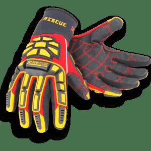 Handschuh für die Feuerwehr
