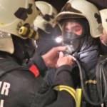 Atemschutzübung in Bergern bei Pöggstall