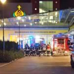 Brandalarm im Krankenhaus Eisenstadt
