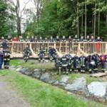 KHD-Übung im Abschnitt Kirchschlag