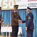 50 Jahre Zusammenarbeit Feuerwehren Österreich Slowenien