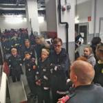 Feuerwehrjugend besucht die Berufsfeuerwehr Wien