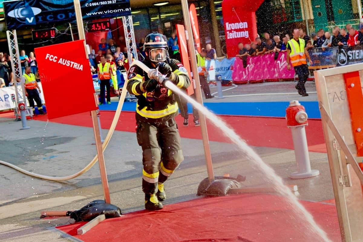 Firefighter Combat Challenge Austria