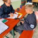 """Fertigkeitsabzeichen """"Melder"""" der Feuerwehrjugend"""