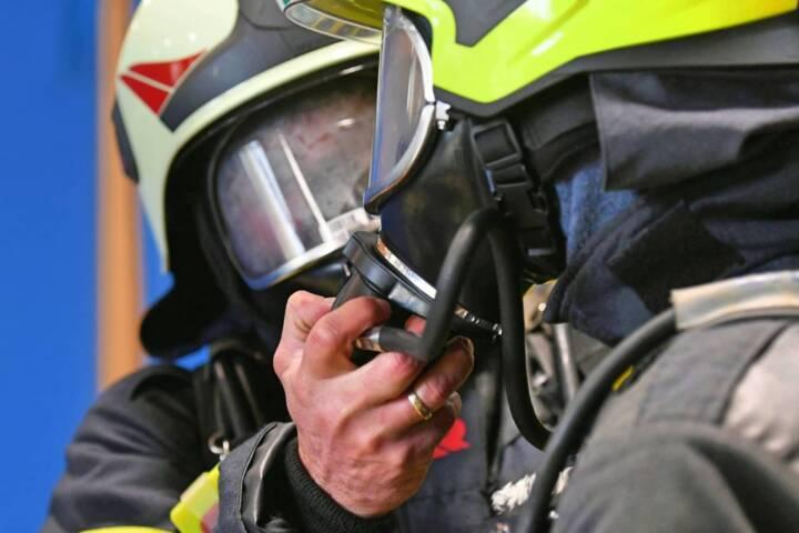 Atemschutz-Leistungsprüfung in Wörschach