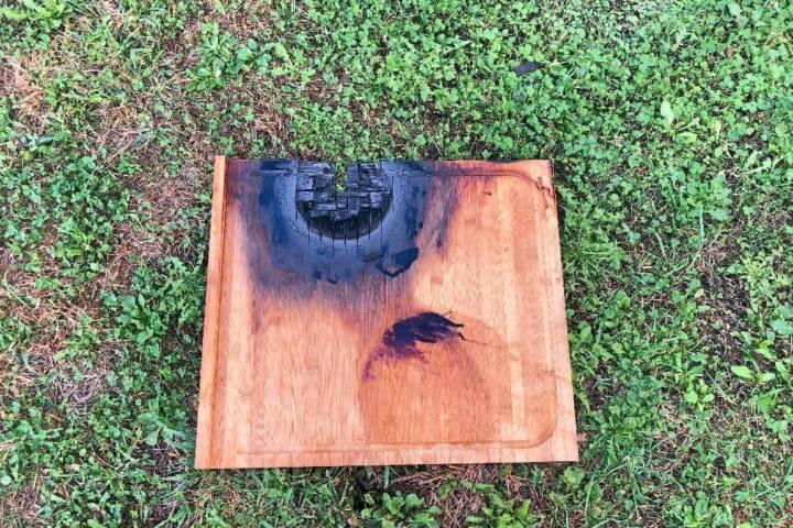 Feuerwehr verhindert Wohnungsbrand