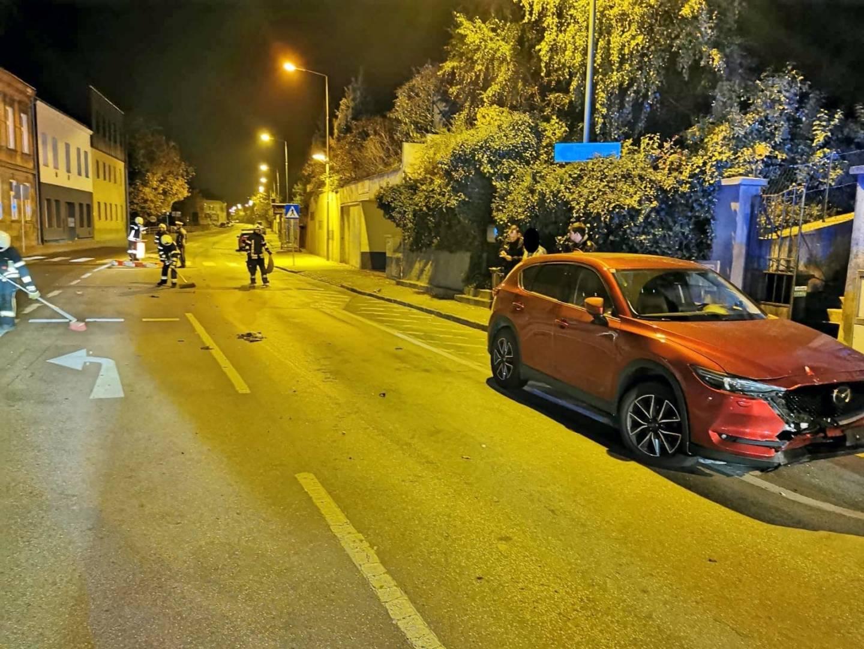 Verkehrsunfall Kierlingerstraße