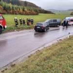 Verkehrsunfall in Dornbach