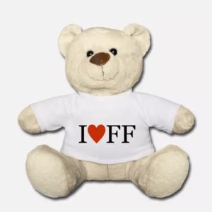 Freiwillige Feuerwehr Teddybär