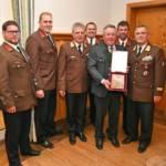 Hohe Auszeichnungen bei Kommandantentag des BFV Liezen verliehen