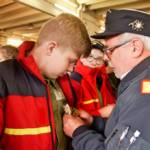 Wissenstest und Wissensspiel - Feuerwehrjugend stellte ihr Wissen unter Beweis