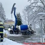 LKW-Bergung der FF Bad Kleinkirchheim