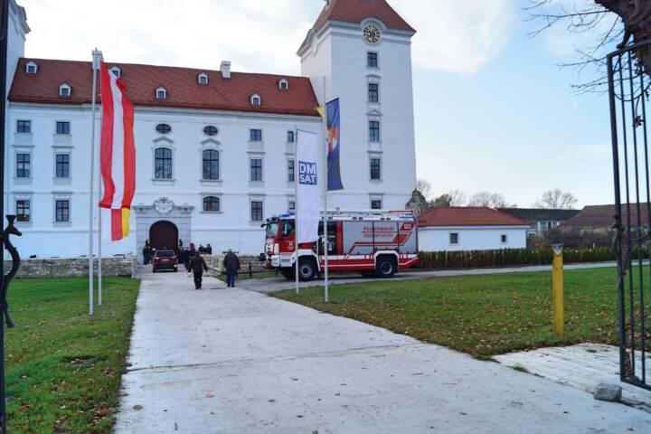 Fahrzeugweihe HLF Ebenfurth