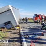 LKW-Bergung in Deutschkreutz