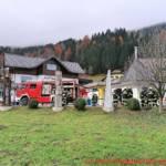 Brand einer Destillerie – Bad Kleinkirchheim