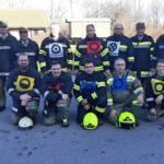 Branddienstleistungsprüfung in Silber