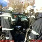 Schwerer Verkehrsunfall im Ortsgebiet von Liezen