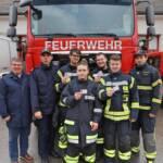 Fünf neue LKW-Einsatzfahrer