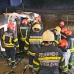 Schwerer Verkehrsunfall bei Moosheim