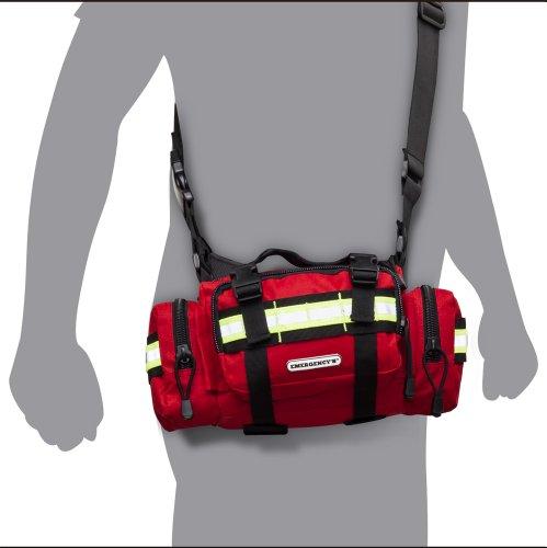 ELITE BAGS HIPSTER Erste-Hilfe-Tasche (34 x 16 x 12,5cm) 1