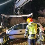 Verkehrsunfall auf der Höhenstraße