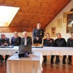 Jahreshauptversammlung der Feuerwehr Ruden