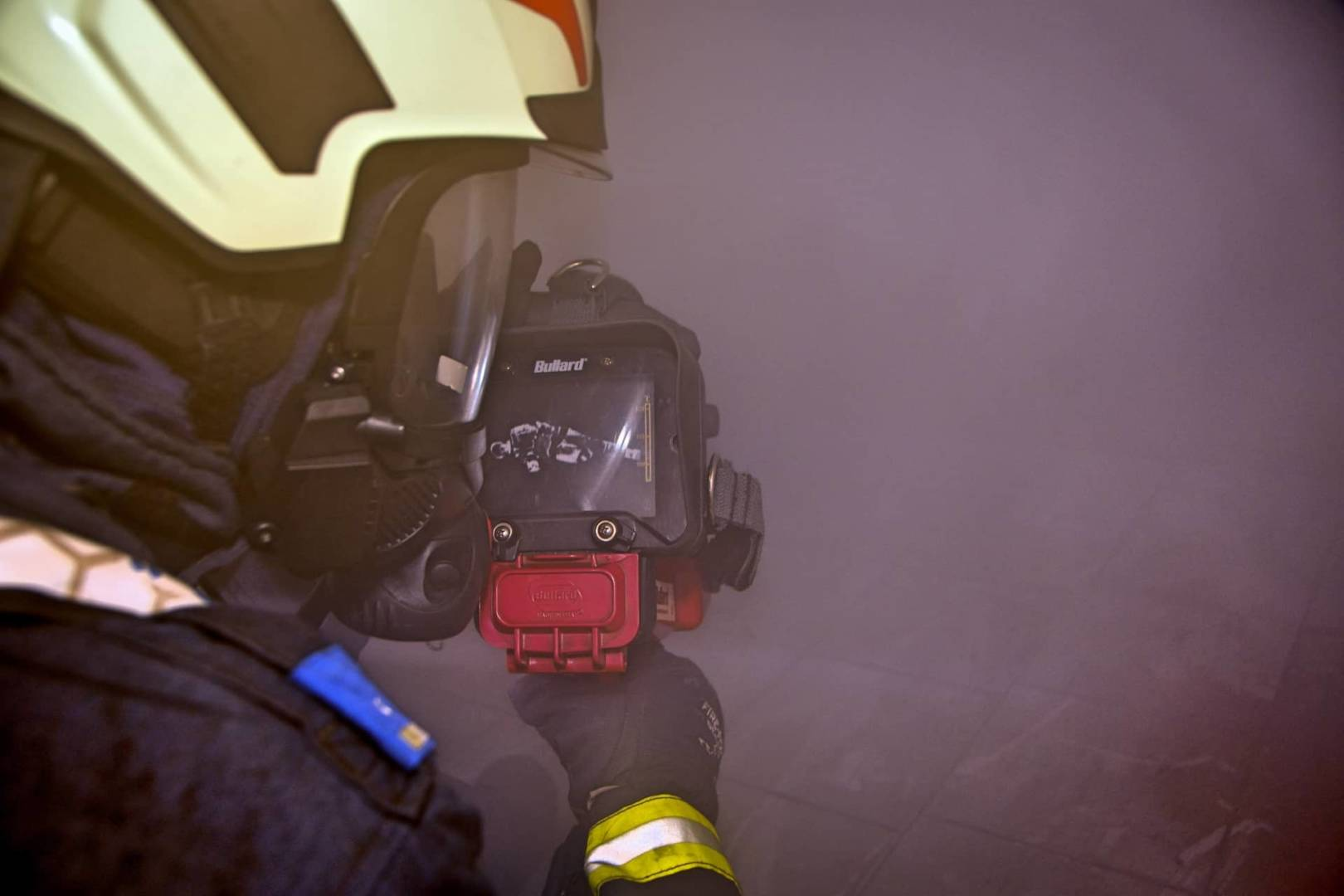 Nächtlicher Brandeinsatz in Deutschlandsberg