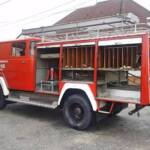 Ungarn: Freiwilliger Feuerwehrverein Győrszentiván