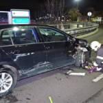 Ternitz: Verkehrsunfall mit verletzter Person