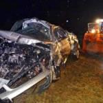 Tödlicher Fahrzeugabsturz am Gumpenberg