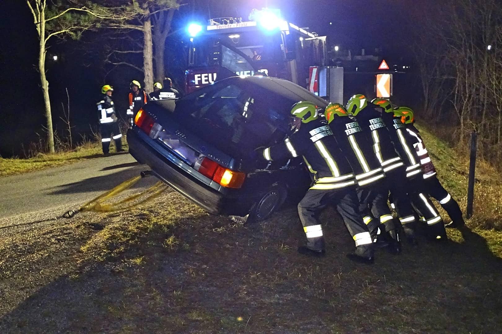 Fahrzeugbergungen in Ternitz