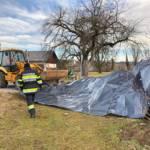 Sturmtief Sabine sorgt weiterhin für Feuerwehreinsätze