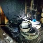 Küchenbrand in der Proleberstraße