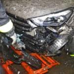 Verkehrsunfall in Ternitz auf der Dammstraße
