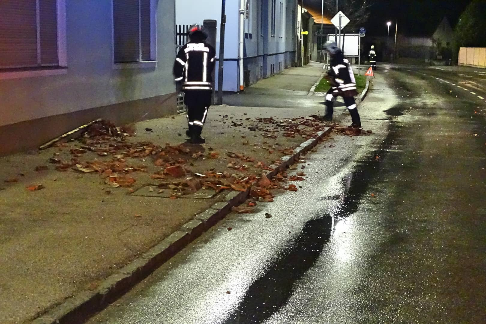 Sturmeinsätze im Bezirk Neunkirchen