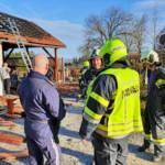 Wirtschaftsgebäudebrand in Stiwoll