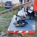 Brandeinsatz für Brunn und Gießhübl - Räucherofen setzt Hütte in Brand
