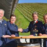 Neuer Kameradschaftsführer für den Feuerwehrbezirk St. Veit/Glan;