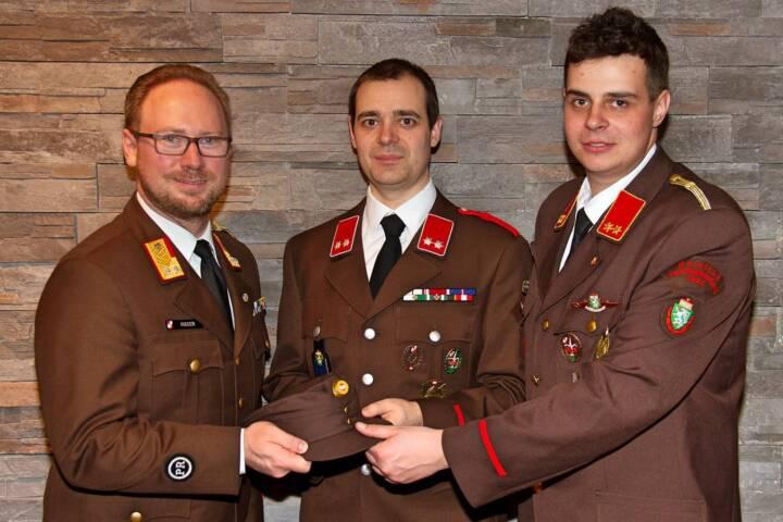 FF Graz wählte neuen Kommandanten