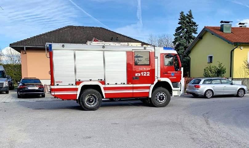 Brandverdacht in Wohnhaus - Falsche Thermik in Rauchfang führte zu verrauchtem Keller