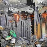 Kellerbrand in der Erzstraße