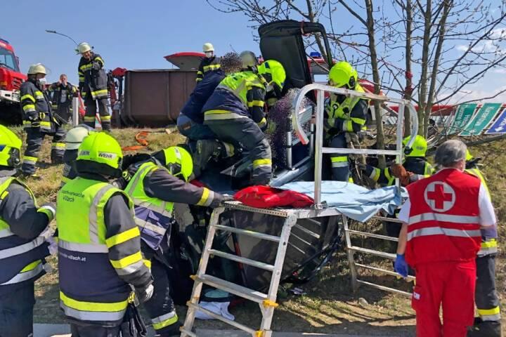 Einsatzreicher Nachmittag für die Feuerwehren