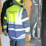 Wohnungsbrand in Villacher Wohnblock